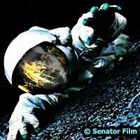 Screenshot Youtube Video: Apollo-18 Verschwörung © Senator Film. Science-Fiction, Wahrheit oder Verschwörungstheorie?